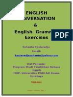 English Conversation, English Grammar Exercises, Common Mistakes, Engllish Comprehension.