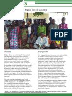Digital Green in Africa