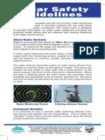 RADAR SAFETY GUIDELINES.pdf