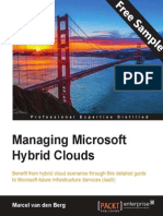 Managing Microsoft Hybrid Clouds - Sample Chapter