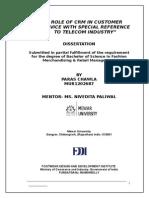 FDDI Fronts