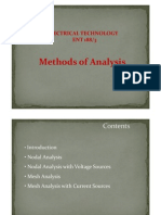 Chapter 3 mesh and nodal analysis