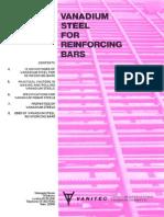 Vanadium Steel for Reinforcing Bars