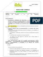 Voto Por Correo Def