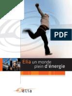 Elia Un Monde Plein Denergie