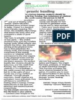 Benefits of PranicHelaing TOI 06.12.2008