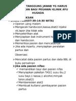 tugas klinik