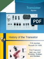 Transistor Update