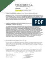 human rights english portfolio reflection