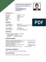 Licensing Officer Resume