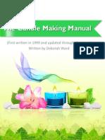 Candle Making Manual