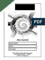 Abu Journal