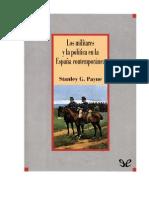 Los Militares y La Politica en - Stanley Georges Payne
