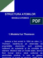2 Modele atomice