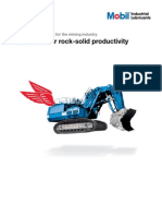 Mining Industry Machinery Efficiency Brochure