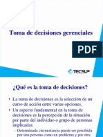 T. de Decisiones