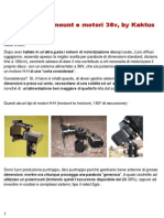 Guida a Polarmount e Motori a 36v, By Kaktus