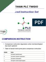 Advanced Instruction Set PLC Twido