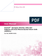 Adipose Derived Stem Cells Passage