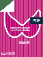 Exploracion Bioquimica de La Funcion Tiroidea