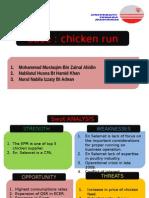 Case 1 - Chicken Run