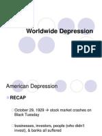 worldwide depression