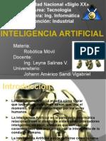 IA Robotica Movil