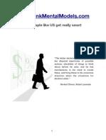 Think Mental Models PDF