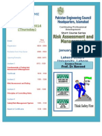 Brochure-Risk Assessment and Management