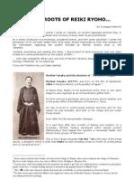 To the Roots of Reiki Ryoho... Morihei Tanaka and the doctrine of Taireido (English Version)