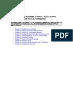 Qatar Business Guide