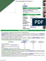 Plazos de Revisión de Fichas Ambientales