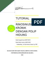 rhinosinusitis dgn polip