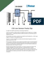 CDI Con Sensor Punto Fijo