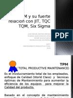 TPM y Su Fuerte Relación Con JIT,