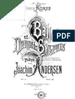 Andersen Ballade Et Danse Des Sylphes.op05 PNO