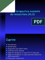 Curs 4 - ALS