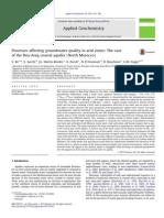 Estudio de Salinizacion del Acuifero Costero de Bou-Reg