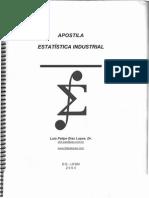 Apostila Estatista Industrial - Felipe dias lopes