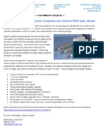 Dyadics SCN6 New Product Press Release