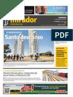 Edición impresa del domingo 29 de marzo de 2015