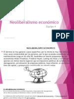 neoliberalismo economico