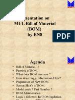 Bom-presentation to GET's