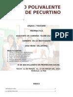 Informe Sobre Desnutrición