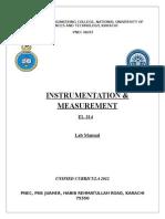 Master I M Lab Manual