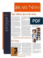 Library News March 2015