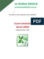 Curso Excel 2010