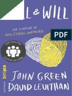 John Green - Will Et Will