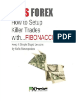 KISS FOREX _ How to Setup Killer Trades With_.FIBONACCe Stupid Lessons (FXHOLIC Book 4) - Sofia Stavropoulou