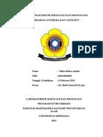 Cover Praktikum Serologi